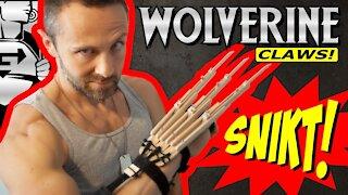 X-Men Wolverine claws: Fully automatic DIY tutorial