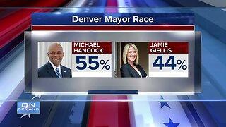 Denver mayoral runoff election - 8:30 p.m. update