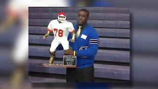 Raiders' defensive tackle grew up in Chiefs Kingdom