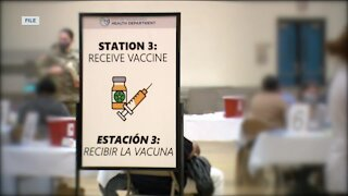 Vaccine hesitancy poses challenge in Wisconsin's fight against COVID-19