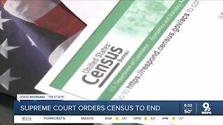 Supreme Court halts 2020 census