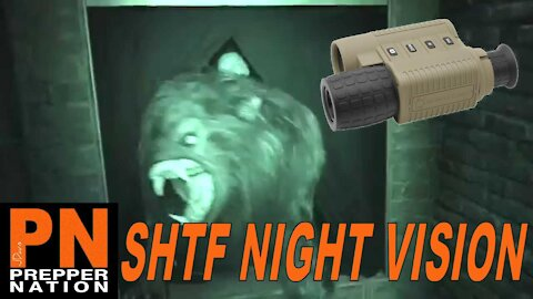 The Best Budget Night Vision in SHTF