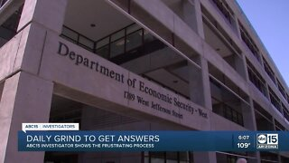 Frustrated Arizonans trying to get state unemployment benefits