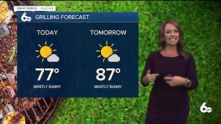 Rachel Garceau's Idaho News 6 forecast 5/5/21