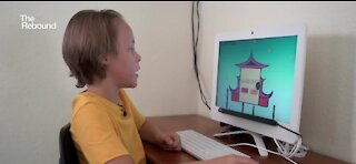 Keeping kids focused while learning from home