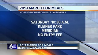 Meals on Wheels march