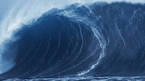 How to Survive the Biggest Wave