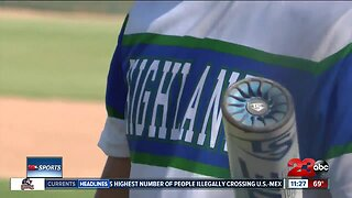 Local baseball teams open up central section playoffs