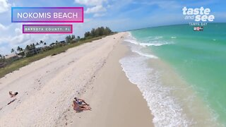 Nokomis Beach in Sarasota County, FL