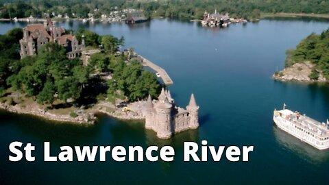 2021 St Lawrence River BIG Smallmouth Bass