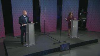 Senator McSally, Democratic nominee Mark Kelly hold debate (Part 2)