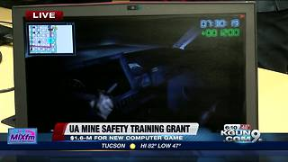 UA gets $1.6 million mine safety training grant