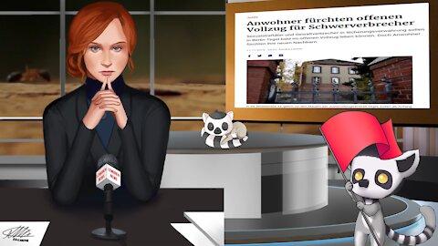 Lemuren News #2 [Oktober/November 2019] - Offener Vollzug am Gartenzaun [Reupload: 30.11.2019]