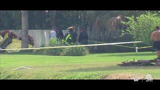 Pilot killed after small plane crash near Boynton Beach home