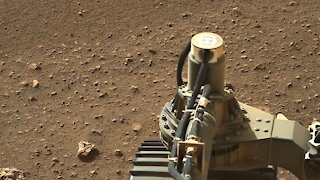 NASA's Perseverance Mars rover sends back stunning first images