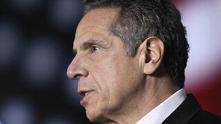 New York Gov. Andrew Cuomo acknowledges allegations