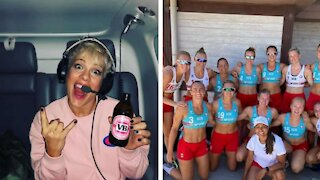P!nk Offered To Pay For The Norwegian Beach Handball Team's 'Very Sexist' Uniform Fines
