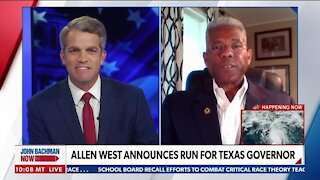 West Announces Run for TX Governor