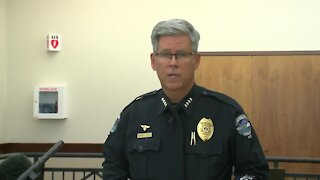 """Loveland Police Chief Robert Ticer on charges for former officers: """"I fully support these charges."""""""