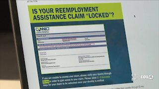 Unemployment lockout issues continue
