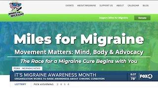 Part 1: Migraine Awareness Month