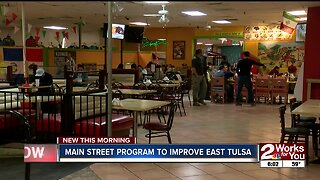 Main Street program to improve east Tulsa area and support business owners