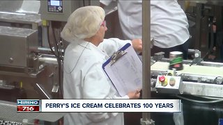 100 years in business: the inside scoop to Perry's Ice Cream success