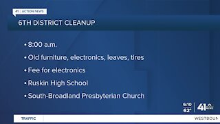 6th District Clean-up