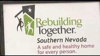 Volunteers help beautify several homes in Las Vegas valley