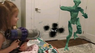 Alien dance