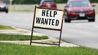 Unemployment Claims Up After Hitting Pandemic Low