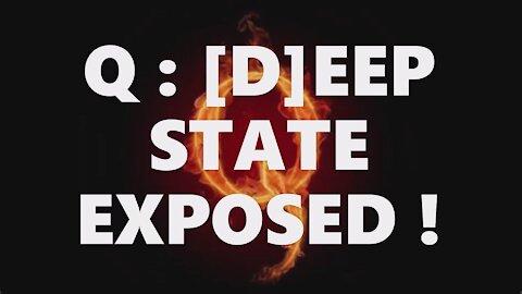 Q: [D]eep State EXPOSED! Flynn: Georgia 10 TIMES Worse Than AZ! [D]eep Fried Fauci + EPIC Lin Wood!