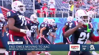 FAU Owls expected to make move to AAC