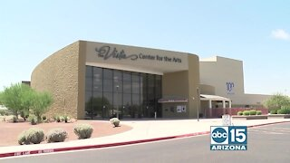 See live performances at The Vista Center for the Arts
