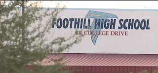 Bomb threat received related to Foothill High School in Henderson