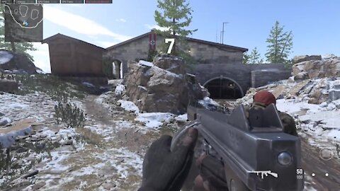 Call of Duty Vanguard Beta Gameplay (PC version)(No Commentary)