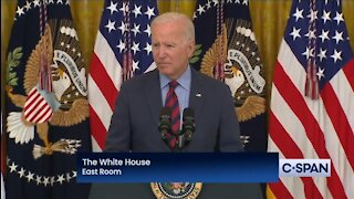 Biden: I'm Calling On Cuomo To Resign