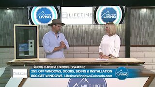 Reliable Material Is Important // Lifetime Windows & Siding