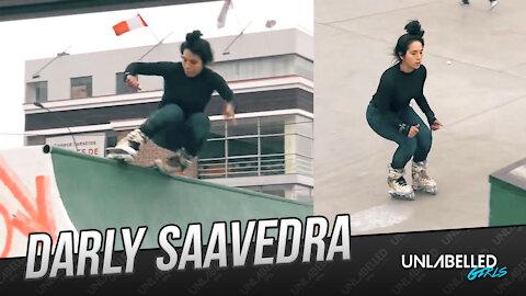 Darly Saavedra from Lima, Peru