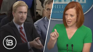 Psaki SNAPS and Gets NASTY When a Reporter Finally Asks a Real Question
