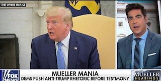 The Five breaks down Mueller Congressional testimony