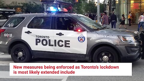 Toronto Should Prepare For 3 More Months Of Lockdown To Avoid Becoming The Next NYC