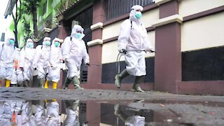 Global events disrupted amid COVID-19 pandemic (6Dv)