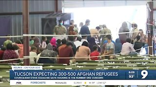 Donations requested for expected Afghan refugees in Tucson