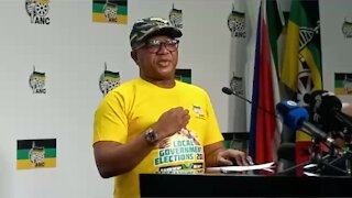 Fikile Mbalula say local government is not child's play
