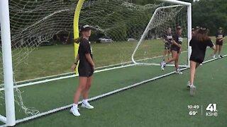 KC Athletics U15 Girls Soccer Team brings home ECNL national championship title