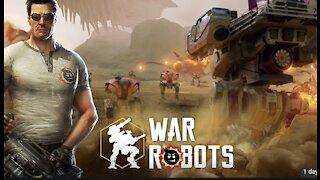 War robots special event gameplay