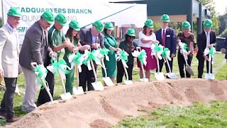 MSUFCU breaks ground for new branch headquarters