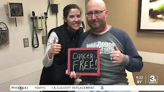 New book chronicles Indiana couple's cancer journey through Omaha