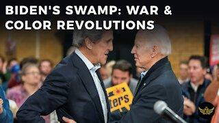 Regime change & color revolutions. Meet Biden's National Security Team